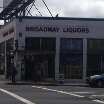 Photo of Broadway Liquors in Harrison St-Oakland Ave, Oakland