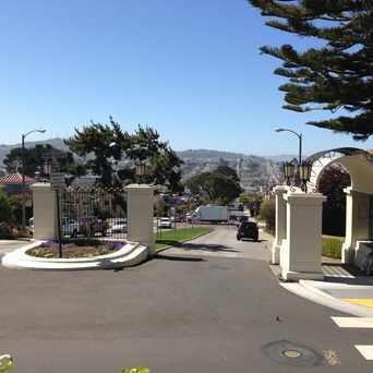 Photo of Westwood Park Gate Entrance in Westwood Park, San Francisco