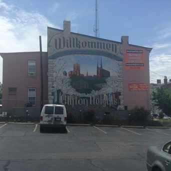 Photo of Willkommen To Clifton Heights Mural in The Heights, Cincinnati