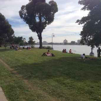 Photo of Lake Merritt Park in Cleveland Heights, Oakland