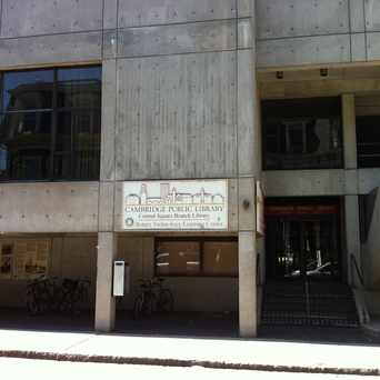 Photo of Cambridge Public Library - Central Square Branch in Cambridgeport, Cambridge
