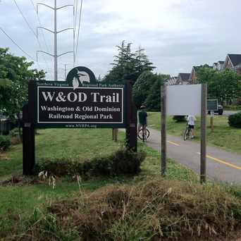 Photo of W&OD Walking/Biking Trail in Nauck, Arlington