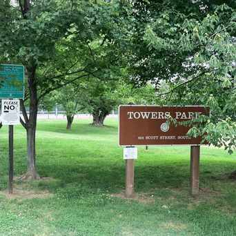 Photo of Towers Park in Penrose, Arlington