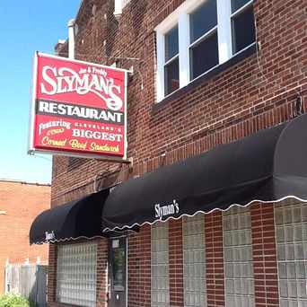 Photo of Slyman's Restaurant in Goodrich - Kirtland Park, Cleveland