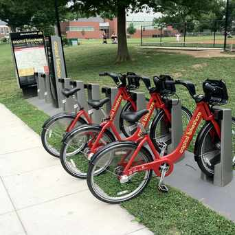 Photo of Capital Bikeshare, Glover Park in Glover Park, Washington D.C.