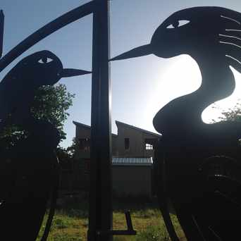 Photo of Outdoor Metal Sculpture in Humboldt, Portland