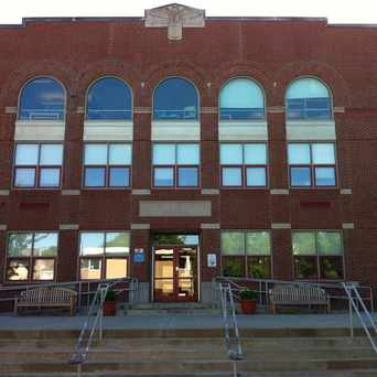 Photo of Daniel A. Haggerty School in Strawberry Hill, Cambridge