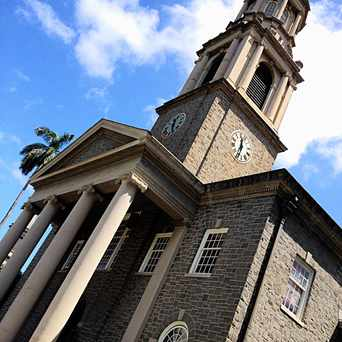 Photo of Central Union Church in Honolulu