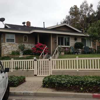Photo of Beautiful House in Traffic Circle, Long Beach