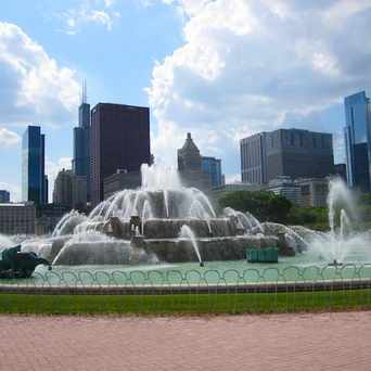 Photo of Buckingham Fountain in Grant Park, Chicago