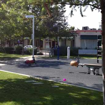 Photo of Adams Square Mini Park in Adams Hill, Glendale
