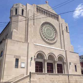 Photo of Holy Name Catholic Church in Old North Columbus, Columbus