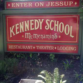 Photo of Kennedy School in Concordia, Portland