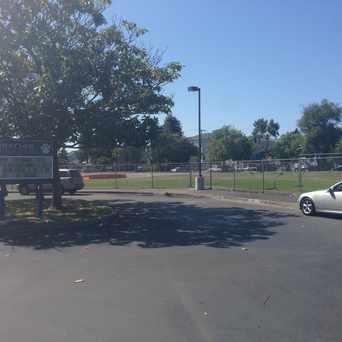 Photo of Emerson Elementary School field in Temescal, Oakland