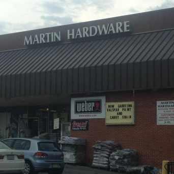 Photo of Martin Hardware Co in Charlottesville