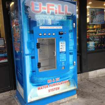 Photo of U-fill Drinking Water in Uphams Corner - Jones Hill, Boston