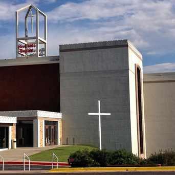 Photo of Riverside Baptist Church in Jefferson Park, Denver