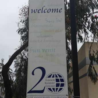 Photo of Eleanor Roosevelt College in Torrey Pines, San Diego