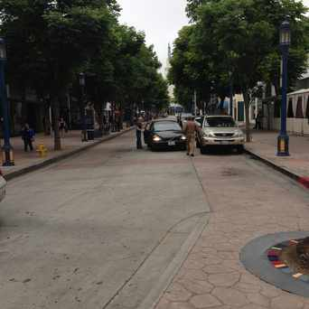 Photo of Broxton Avenue in Westwood, Los Angeles
