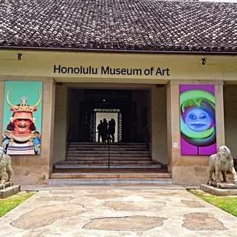 Photo of Honolulu Academy of Arts Cafe in Makiki - Lower Punchbowl - Tantalu, Honolulu