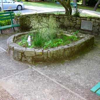 Photo of Ledding Library Ampitheater in Historic Milwaukie, Milwaukie