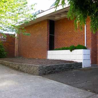 Photo of Peake Memorial Chapel in Historic Milwaukie, Milwaukie