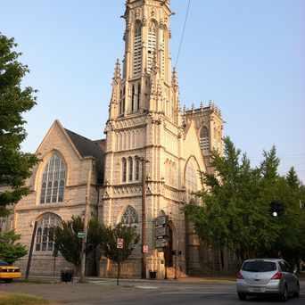 Photo of Walnut Street Baptist Church in Louisville-Jefferson