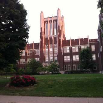 Photo of Dupont Manual High School in Old Louisville, Louisville-Jefferson