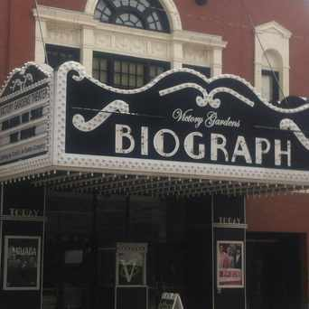 Photo of Biograph Theater in Highland