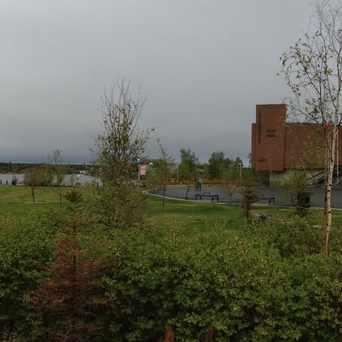 Photo of Sombe K'e Civic Plaza in Yellowknife