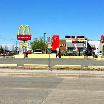 Photo of McDonald's in Yellowknife
