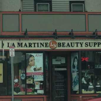 Photo of La Martine Beauty Supply in Fields Corner East, Boston