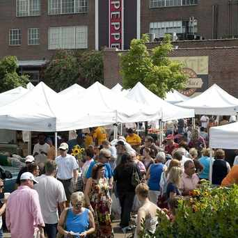 Photo of Pepper Place Saturday Market in Southside, Birmingham