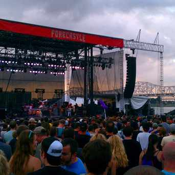 Photo of Forecastle Festival in Louisville-Jefferson