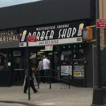 Photo of Westchester Square Barber Shop in Westchester Village, New York