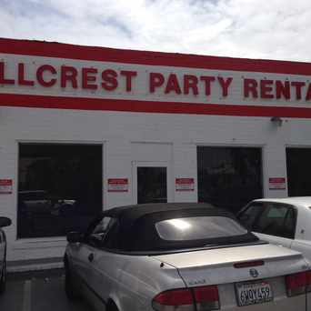 Photo of Hillcrest Party Rentals in Palms, Los Angeles