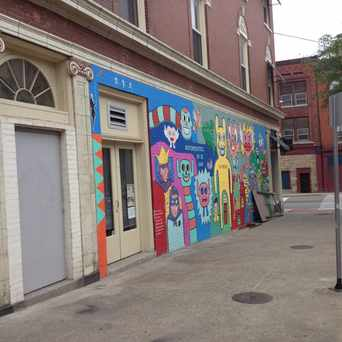 Photo of Building Murals in Grand Rapids