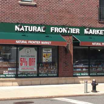 Photo of Natural Frontier Market in Long Island City, New York