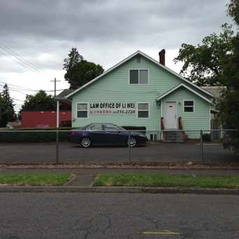 Photo of SE Powell & 71st in South Tabor, Portland