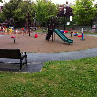 Photo of Peter Looney Park in Thompson Square - Bunker Hill, Boston