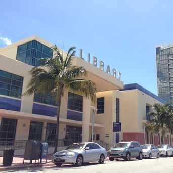 Photo of Miami Beach Public Library in City Center, Miami Beach