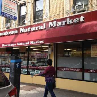 Photo of Downtown Natural Market in Flatbush, New York