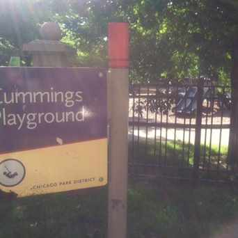 Photo of Cummings Playground in Lincoln Park, Chicago