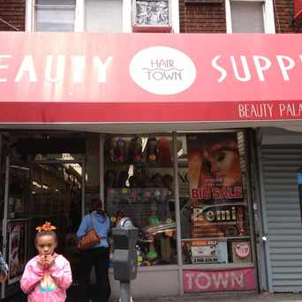 Photo of Hair Town Beauty Supply in East Flatbush, New York