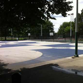 Photo of Ramsay Park in Lower Roxbury, Boston