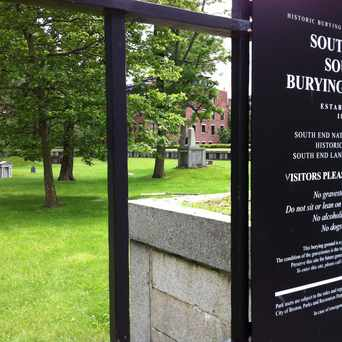 Photo of South End South Burying Ground in South End, Boston