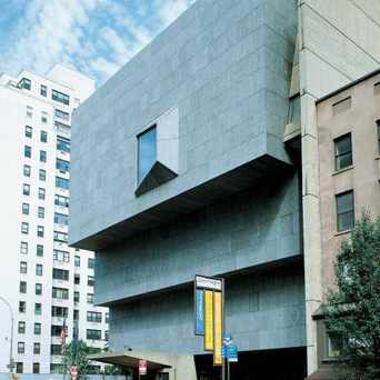 Photo of The Whitney Museum of American Art in Upper East Side, New York