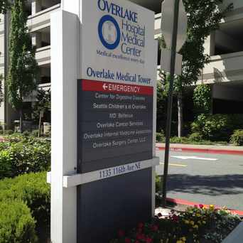 Photo of Overlake Hospital Medical Center in Wilburton, Bellevue