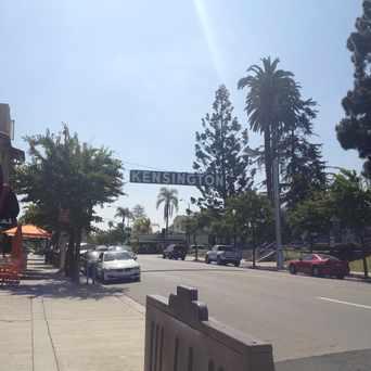 Photo of Kensington Sign in Kensington, San Diego