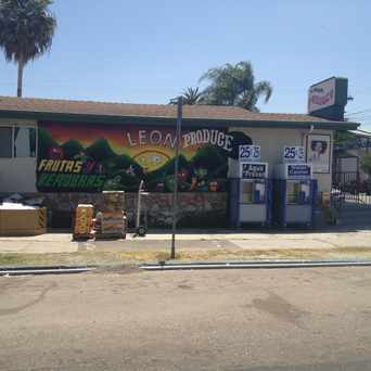 Photo of Leon Produce in North Park, San Diego